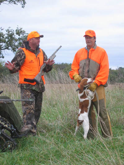 Pheasants Forever Hunt with Mike Miller